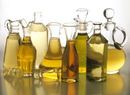 Image of Variety of Carrier Oils