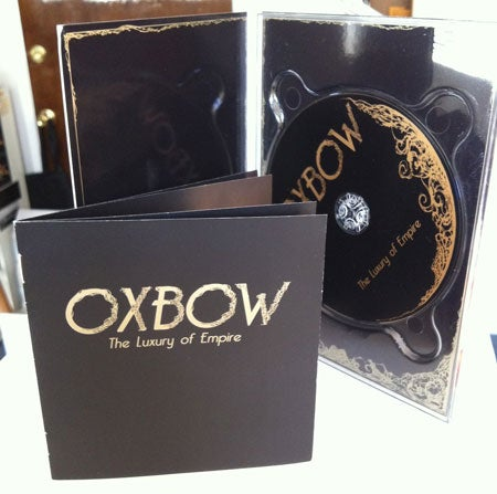 "Image of DVD OXBOW "" The Luxury of Empire"""