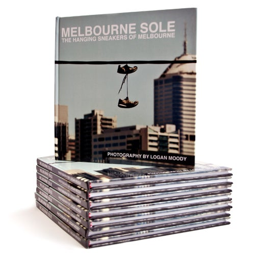 Image of Melbourne Sole limited edition photobook
