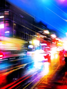 Image of 'Rush' - limited edition print