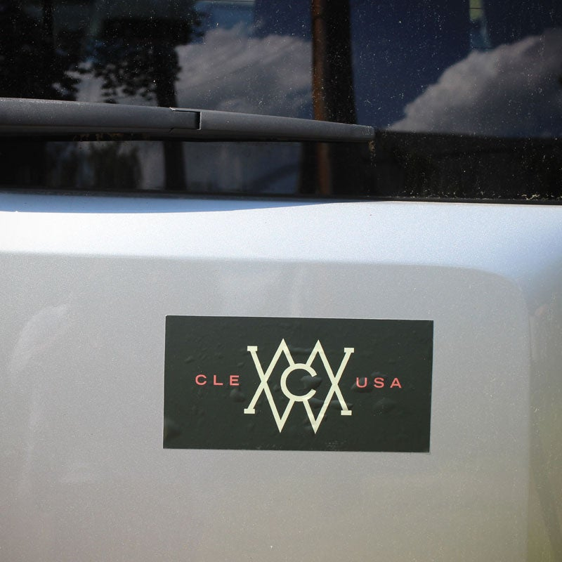 Image of WMC Bumper Sticker