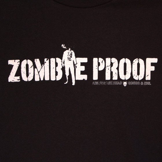Image of Zombie Proof