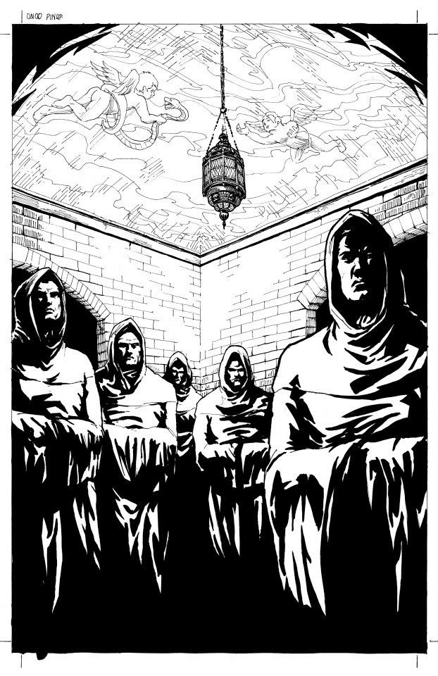 Image of OneNation: Old Druids[digital Comic]