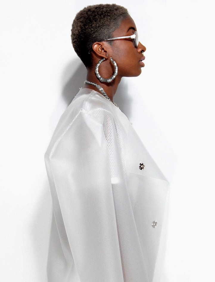 Image of The Translucent Overcoat
