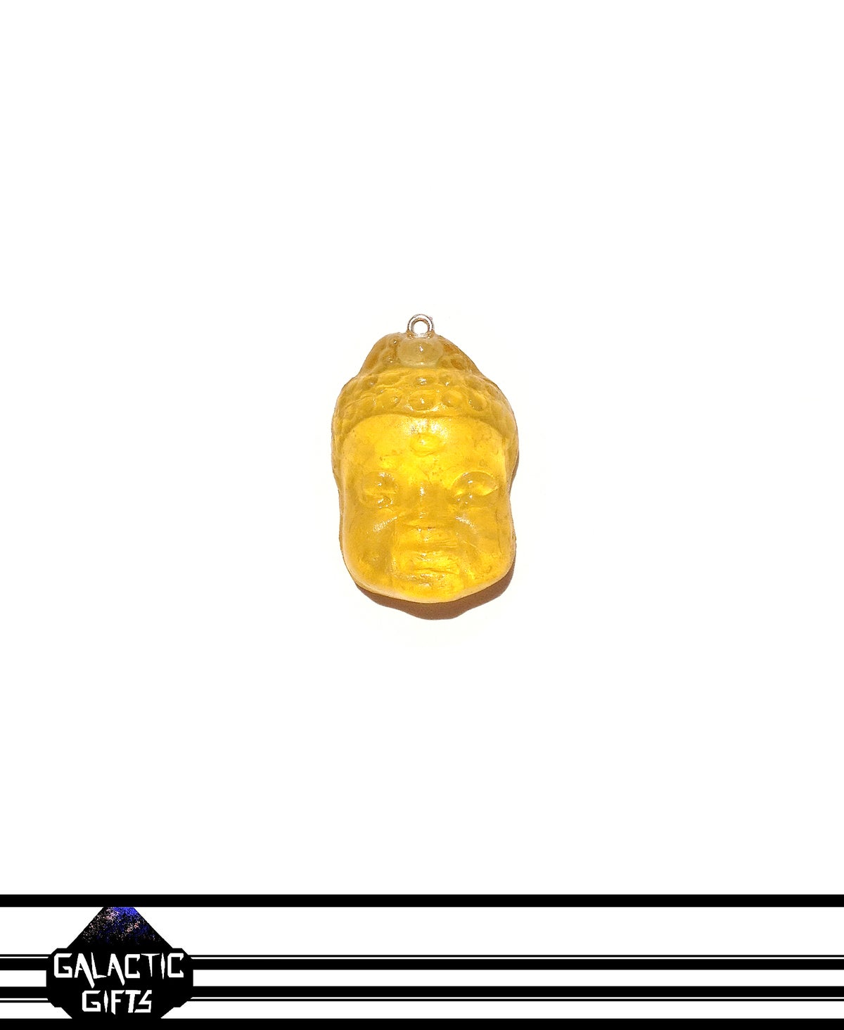 Image of Jennifer Umphress Sacred Lemon Citrus Buddha Pendant