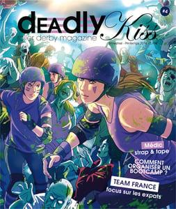 Image of Deadly Kiss #4 - Épuisé / Sold Out