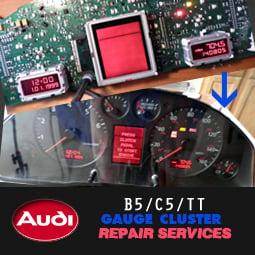 Projectb5 Projectb5 B5 C5 Tt Cluster Lcd Repair