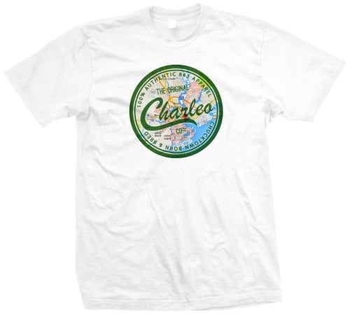 Image of The Original Charleo Map Tee