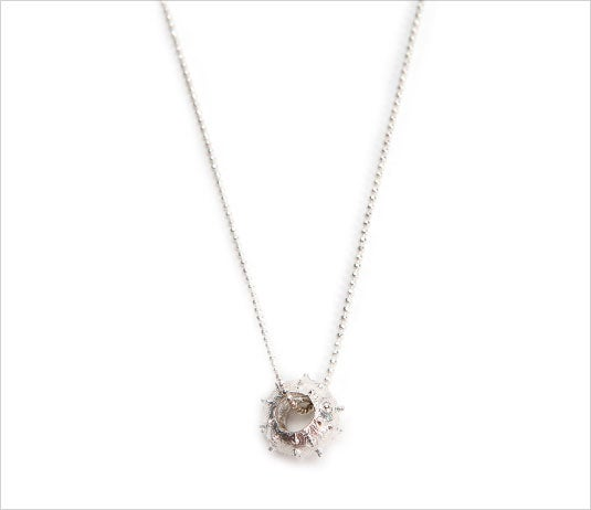 Image of SPUTNIK - STERLING SILVER WITH CHAIN
