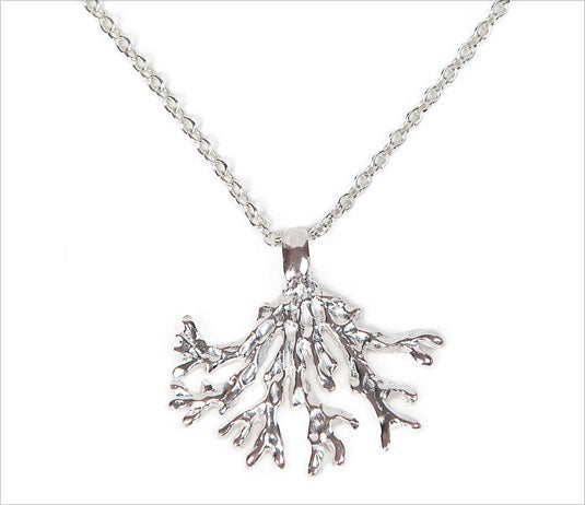 Image of CORAL NECKLACE