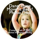 Image of Danscentre Move It BABY! DVD & Photo CD-ROM
