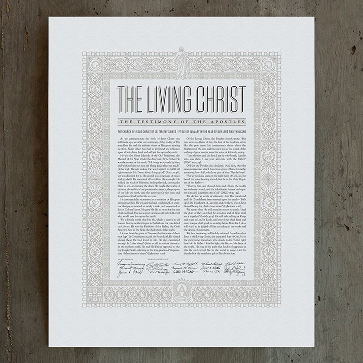 Image of The Living Christ