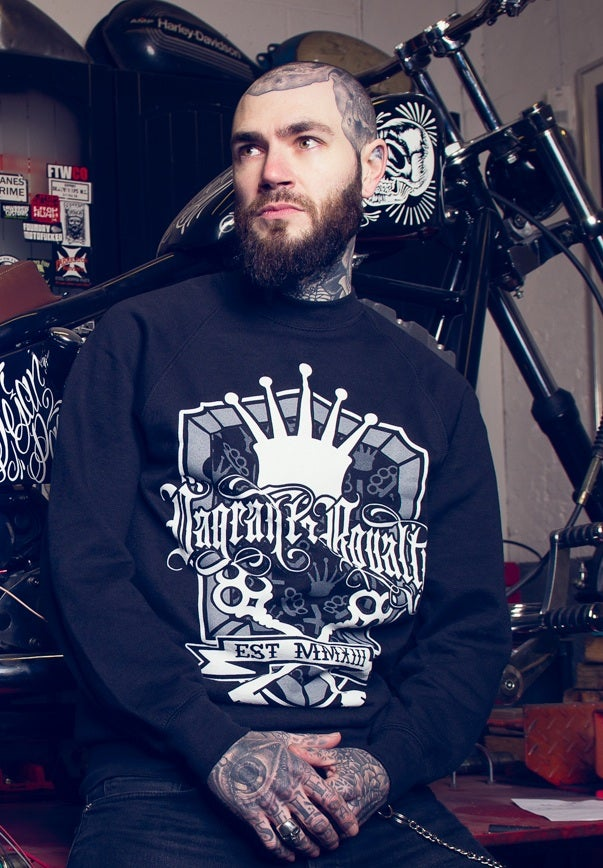 Image of Crest Sweater