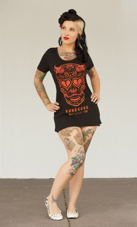 Image of Los Diablo Ladies T-Shirt