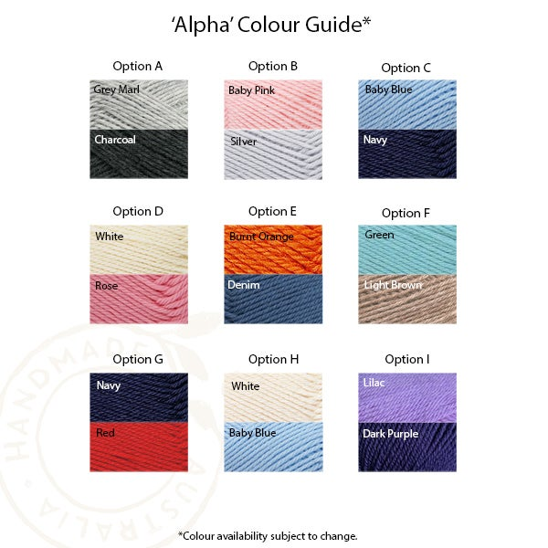 Image of 'Alpha' beanie