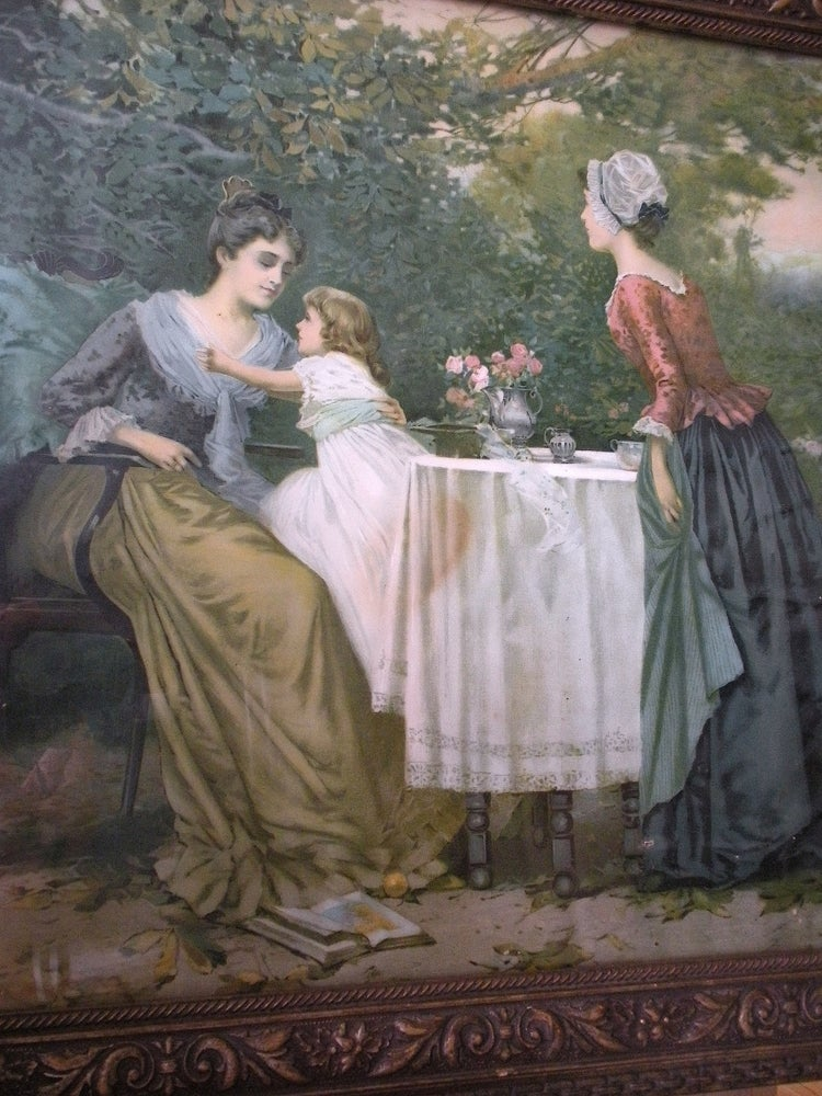 Image of Antique Lithograph