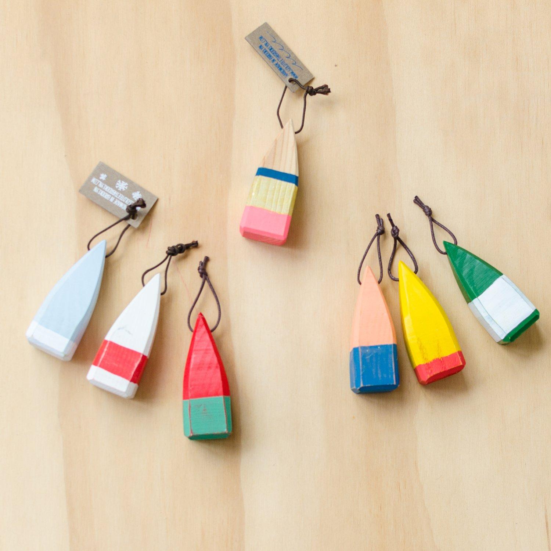 Image of Mini Buoy Ornament
