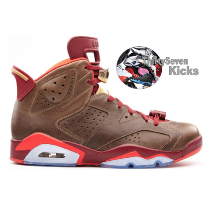 "Image of Jordan Retro 6 ""Cigar"""