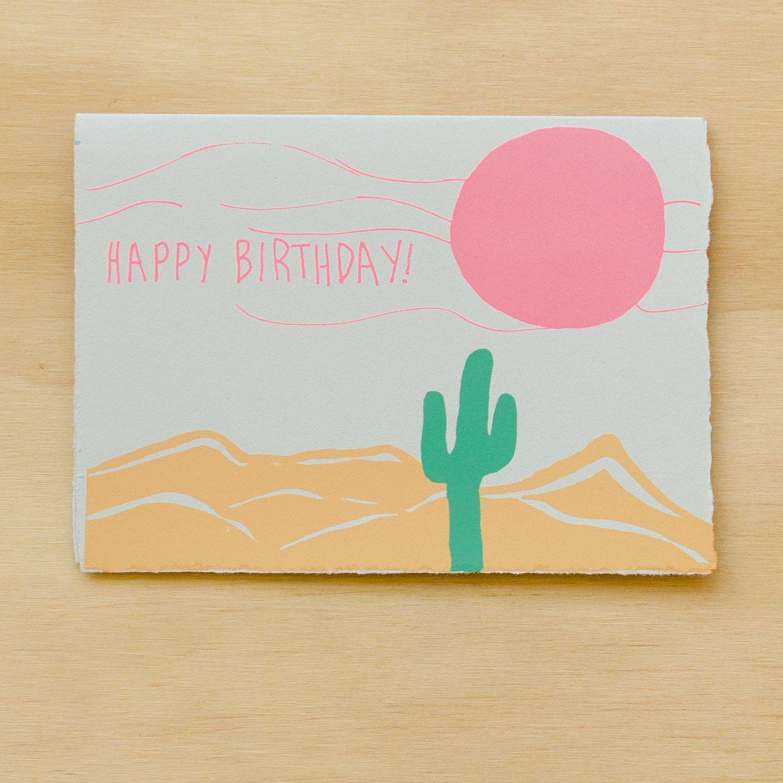 Image of Happy Birthday Desert