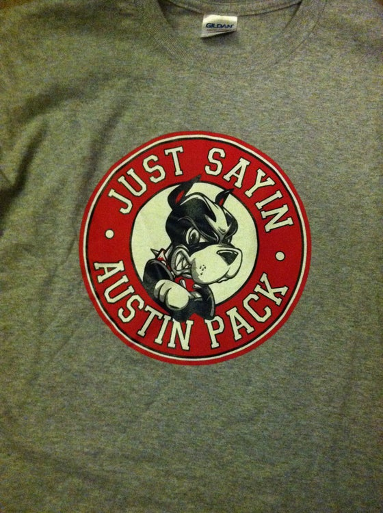 "Image of ""Austin Pack"" Shirt"