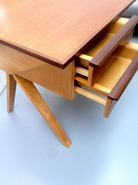 Image of Bent Ply Desk by Cees Braakman