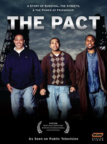 Image of The Pact - DVD (Manufactured-On-Demand)