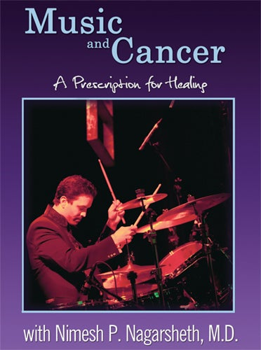 Image of Music and Cancer: A Prescription for Healing – DVD