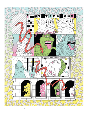 #122 Lumpen Comics Issue