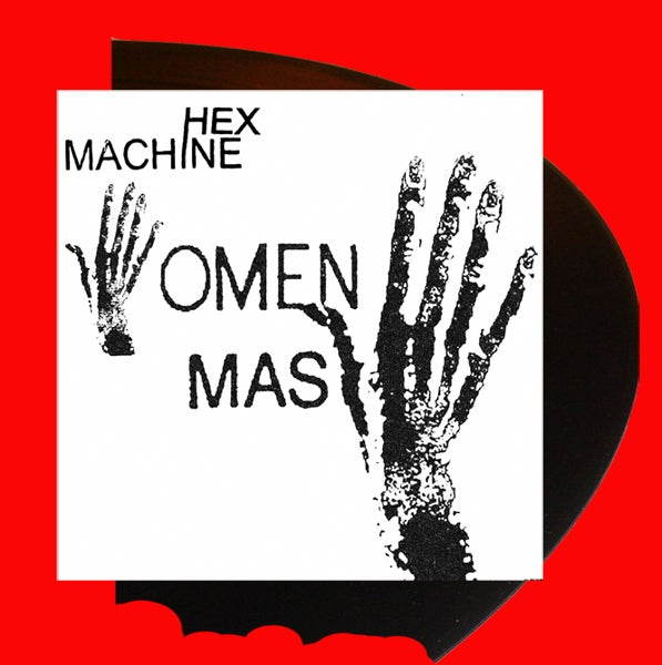"Image of OMEN MAS 12"" LP"