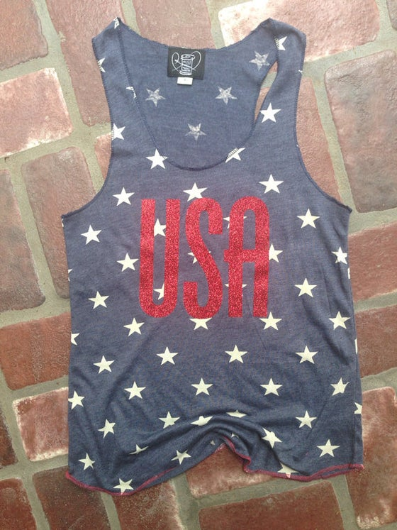 Image of USA Tank Top