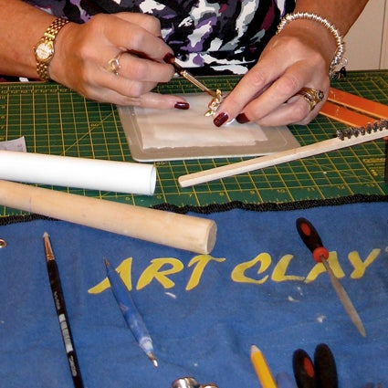 Image of Workshop Art Clay Silver Workshop (One to One)