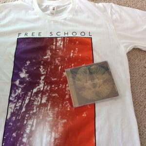 Image of BUNDLE! - Tender Administration CD + T-shirt