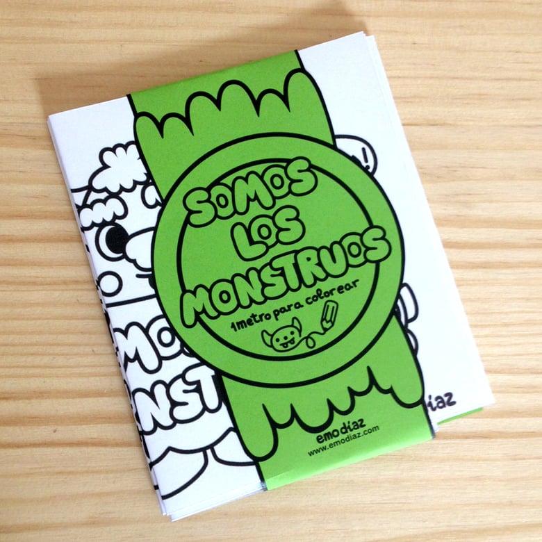 Image of ¡Somos los Monstruos!