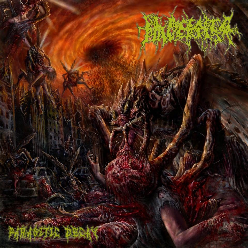 Image of PARASITIC DECAY