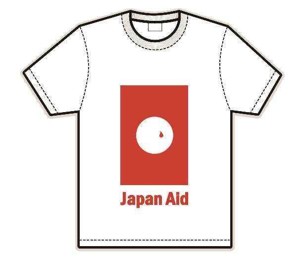 Image of Japan Aid t-shirt