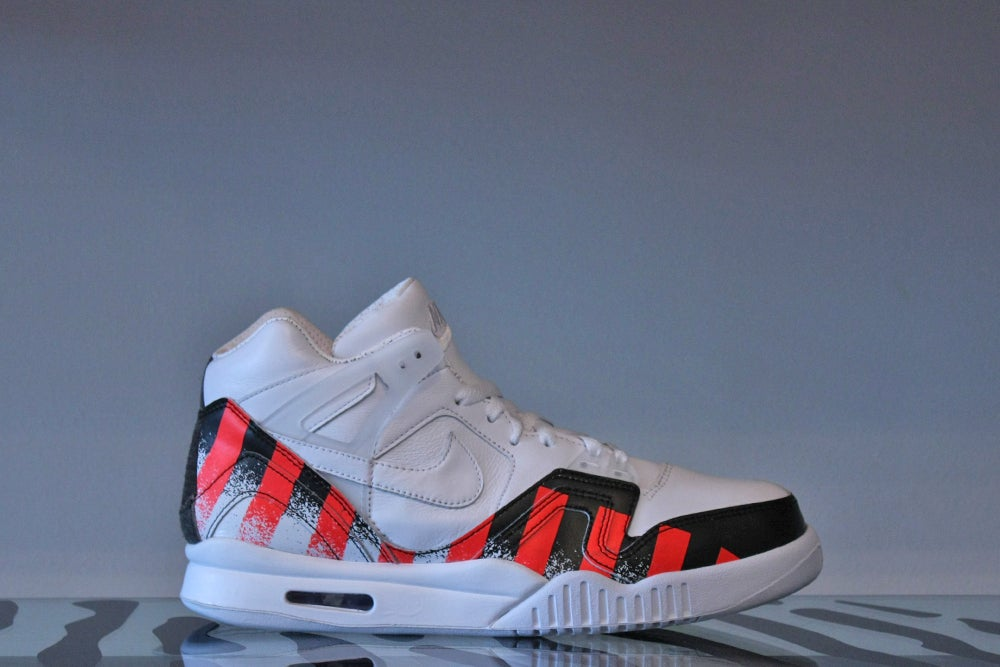 "Image of Nike Air Tech Challenge 2 II ""French Open"" 621358 116"
