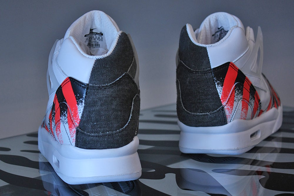 """Image of Nike Air Tech Challenge 2 II """"French Open"""" 621358 116"""