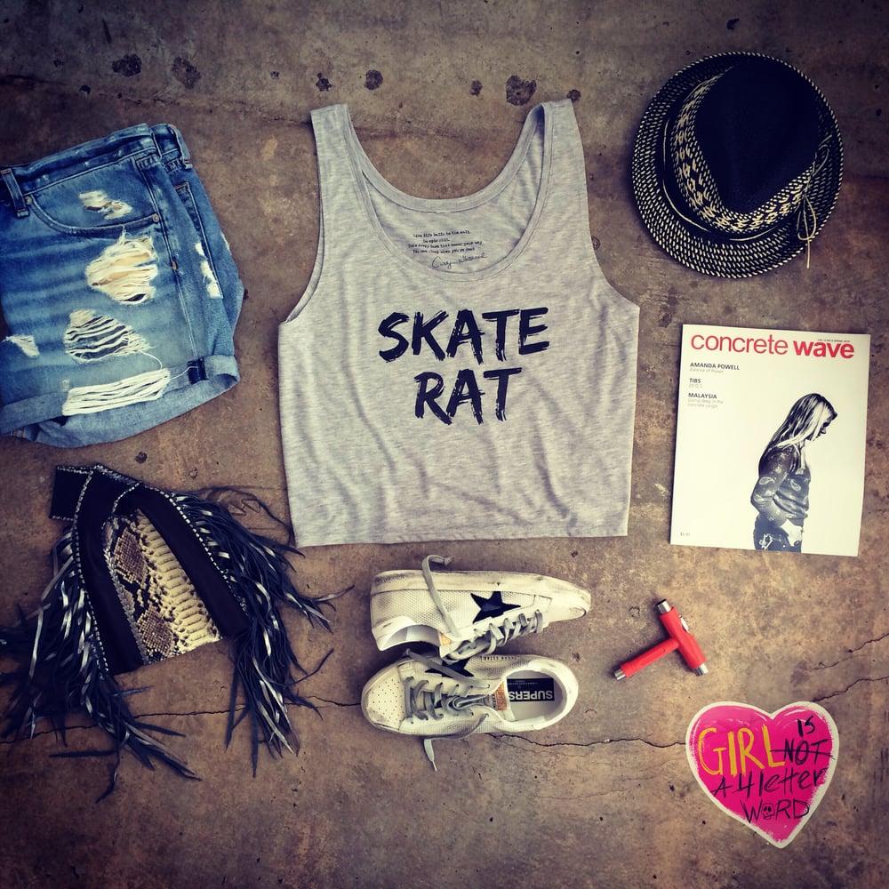Image of SKATE RAT TANK TOP
