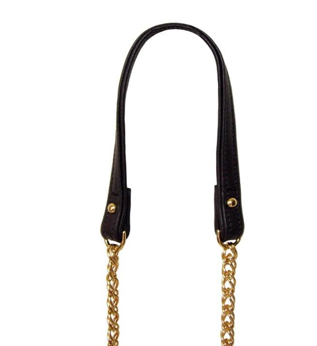 Gold bag handle replacement Purse chain Purse Handbags bags Shoulder Strap Chain