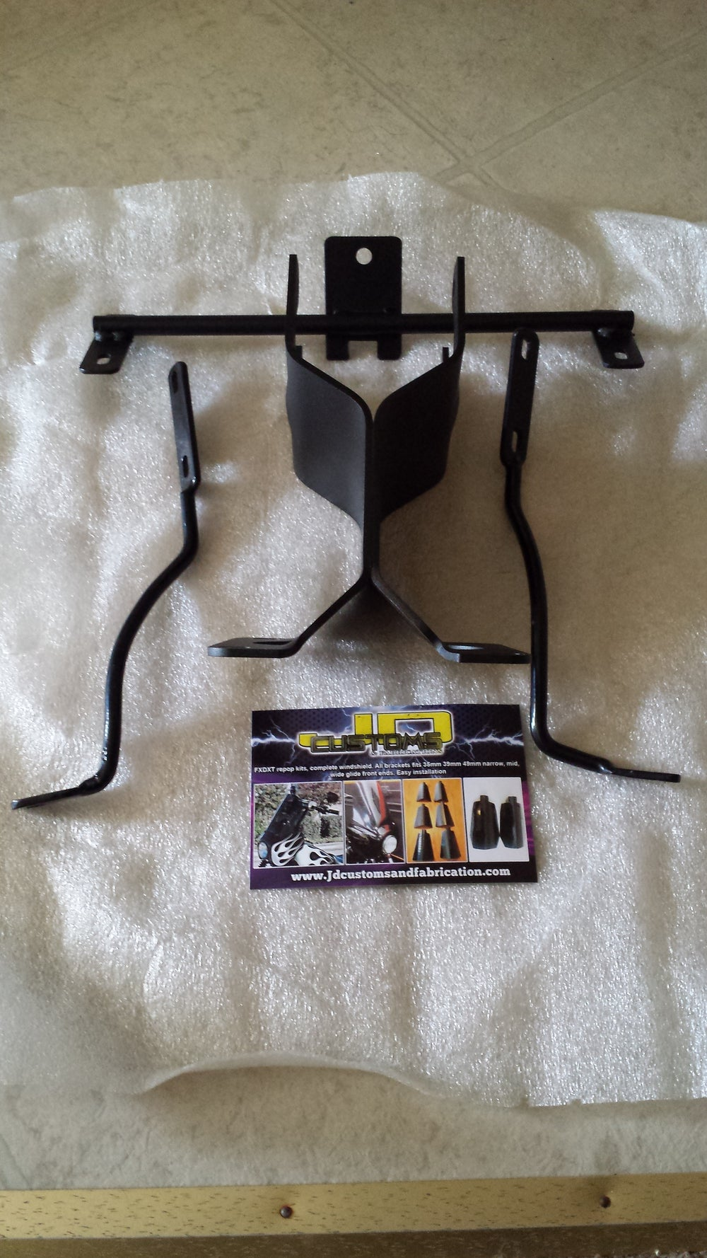 Image of FXRT Reproduction Seperate Brackets and Bracket Kits
