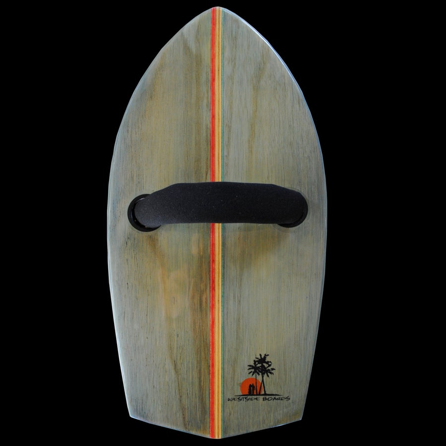 Image of Little Rincon : an eco friendly Handplane
