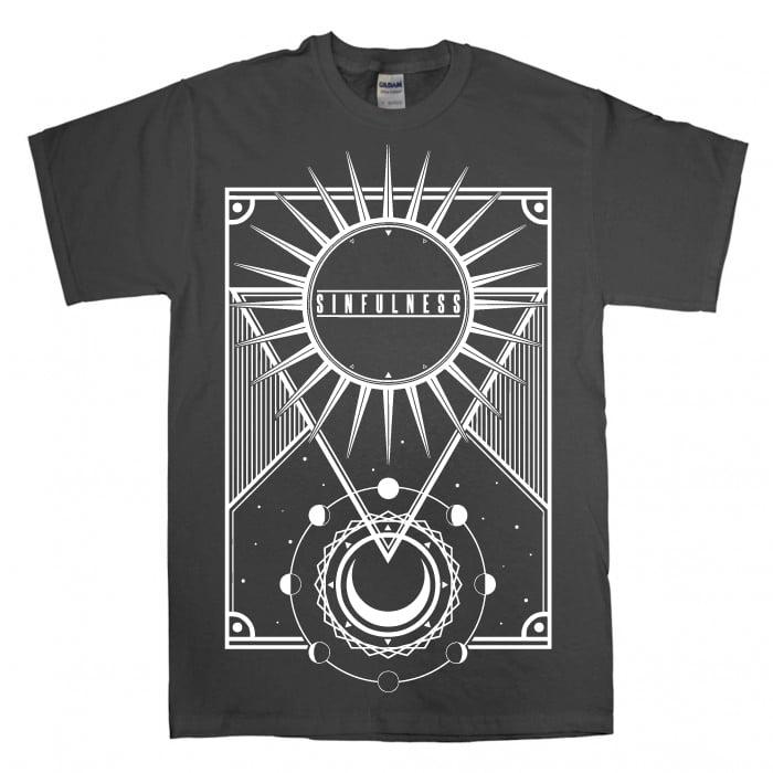 Image of Sunday on the Moon t-shirt