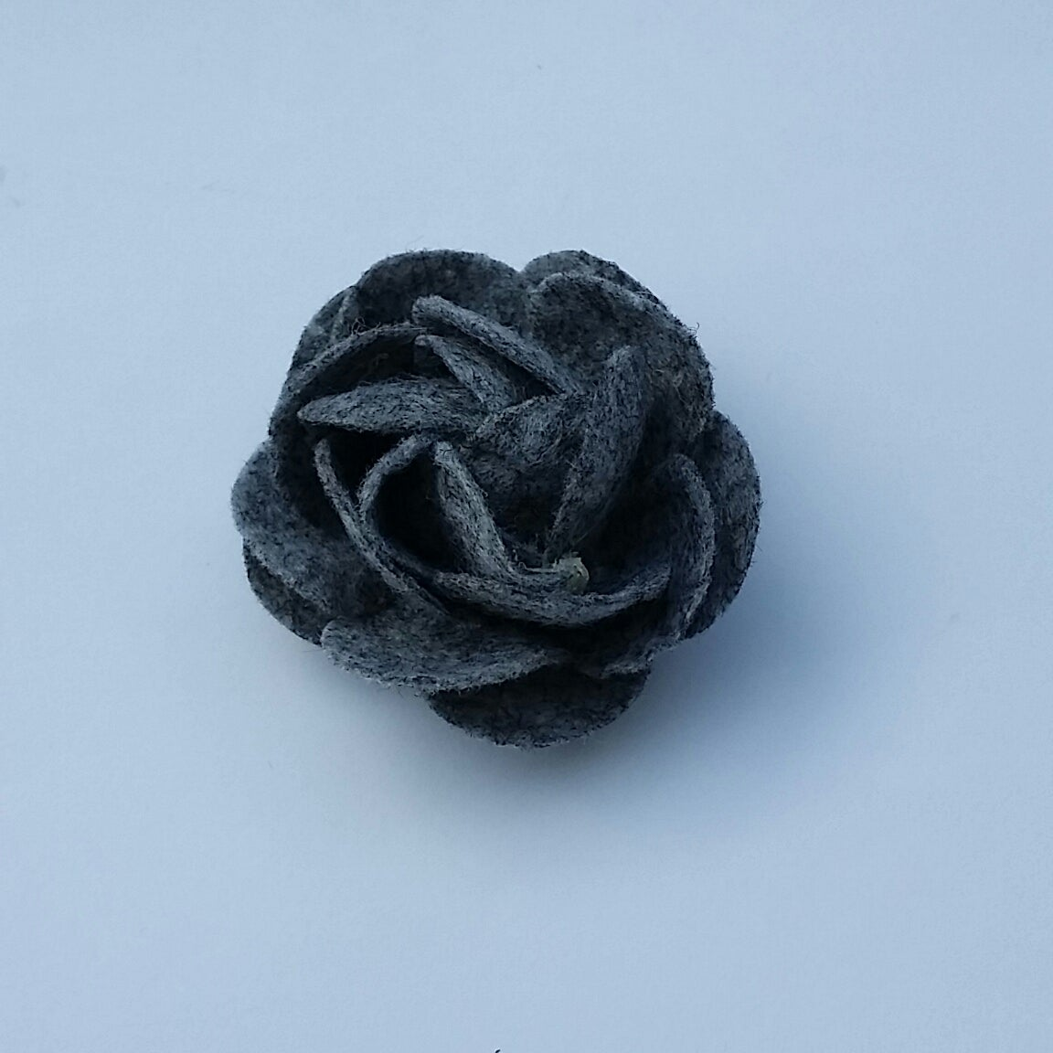 Image of FELT ROSES - RED, WINE & GRAY