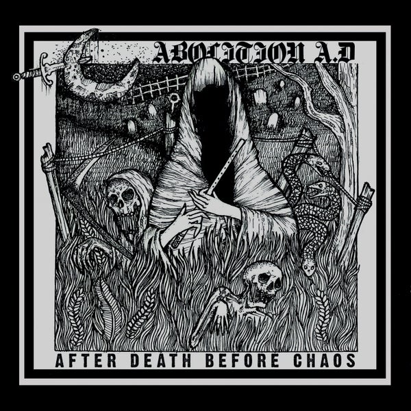 """Image of ABOLITION A.D """"After Death Before Chaos"""" Super Jewel Box CD"""
