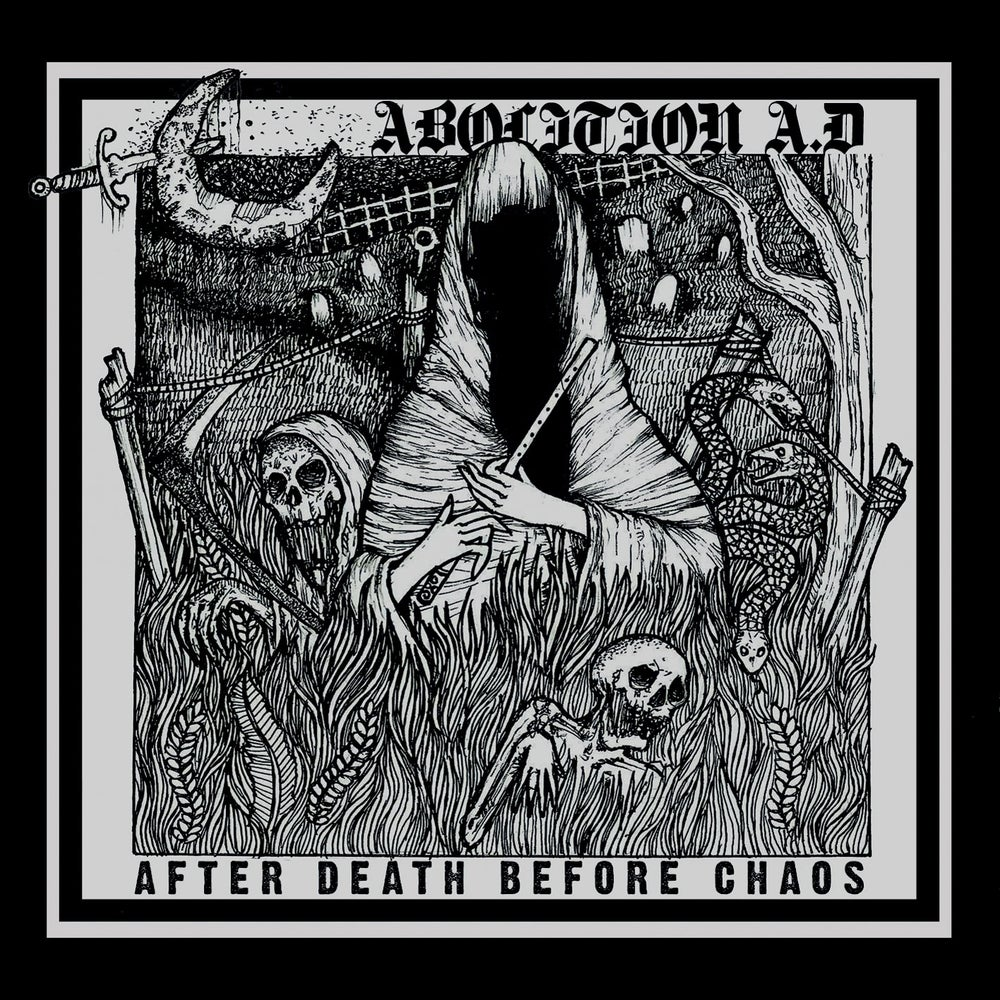 """ABOLITION A.D """"After Death Before Chaos"""" Super Jewel Box CD"""
