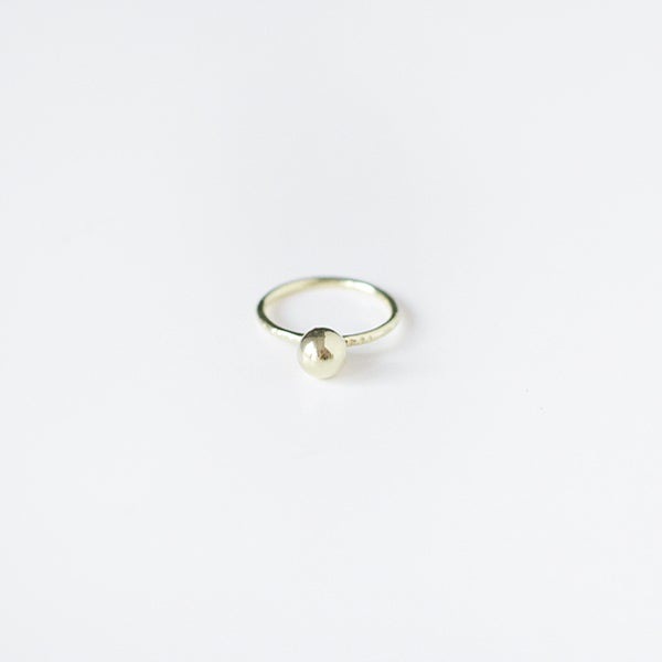 Image of Small Pearl Ring