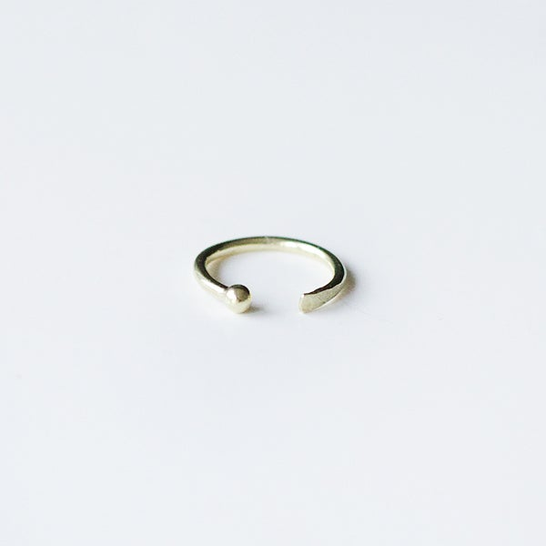 Image of SAMPLE SALE - chau cuff ring