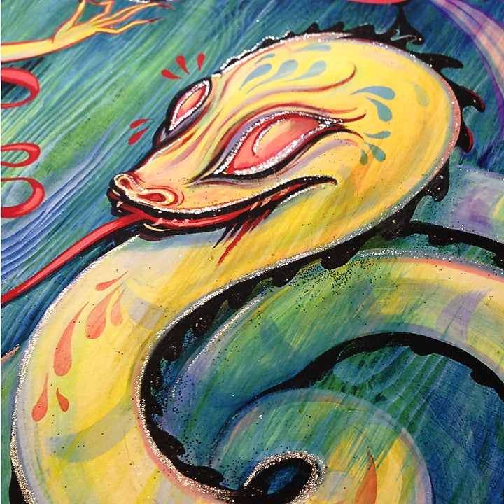 """Image of """"Hello, Orpheus"""" Limited Edition Print"""