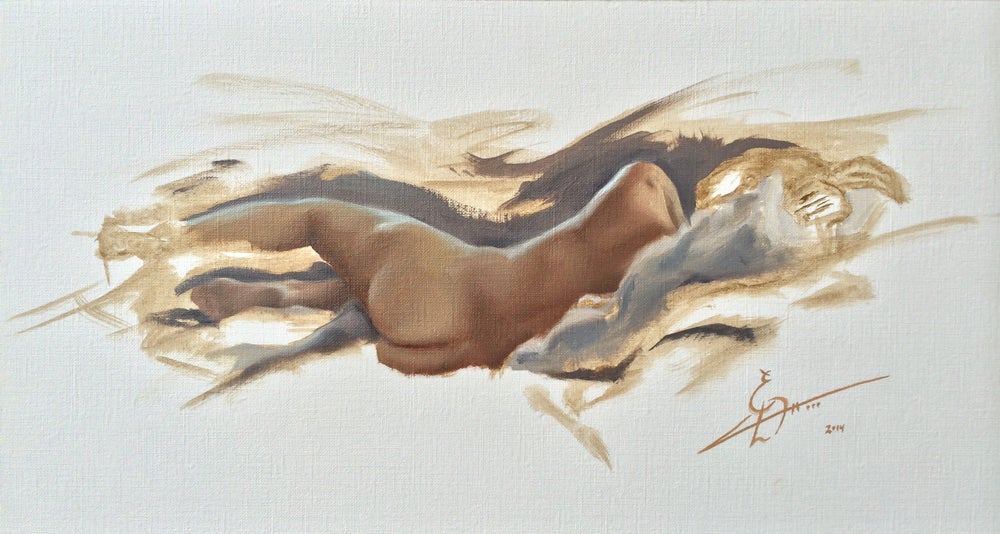 Image of Figure Study V