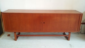 Image of 1960s danish teak sideboard
